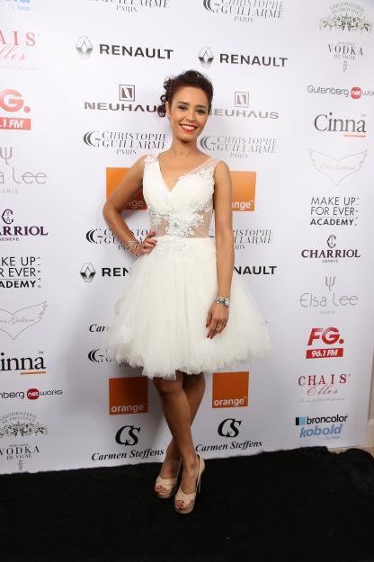 Aida Touihri - Festival de Cannes