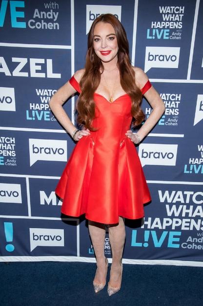 Lindsay Lohan - Bravo TV