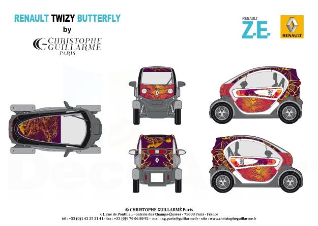 Twizy Butterfly