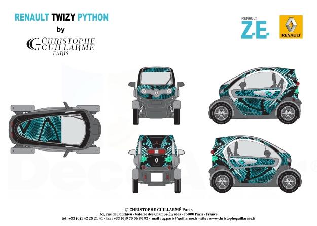 Twizy Python