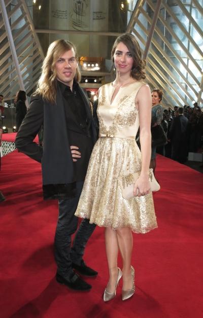 Sarah Barzyk et Christophe Guillarmé