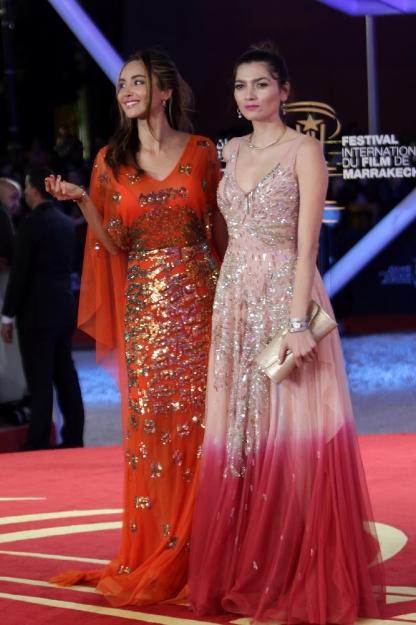 Patricia Contreras et Blanca Blanco 9942