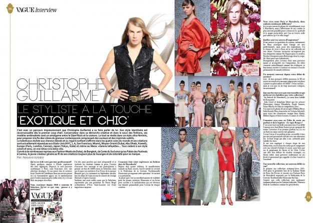 Vague Magazine