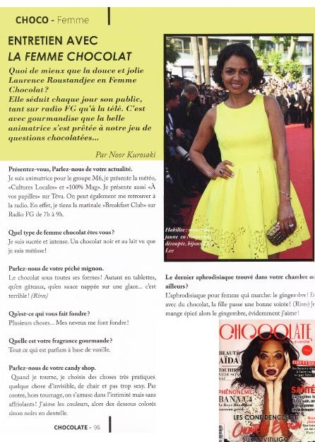 Chocolate Magazine