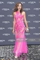 Patricia Contreras - défilé L'Oréal Paris