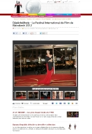 12e Festival International du Film de Marrakech