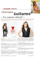 Christophe Guillarme - Interview et Portrait