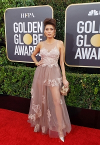 Blanca Blanco 77th annual Golden Globes Awards