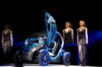 Cannes by Night - CSF 2012 - Renault Twizy
