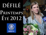 Fashion Week Paris - Printemps-Eté 2012 - NTDTV Chine